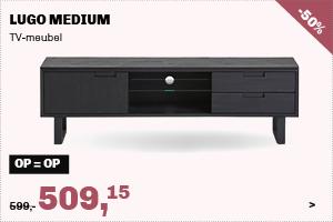 Lugo medium tv meubel
