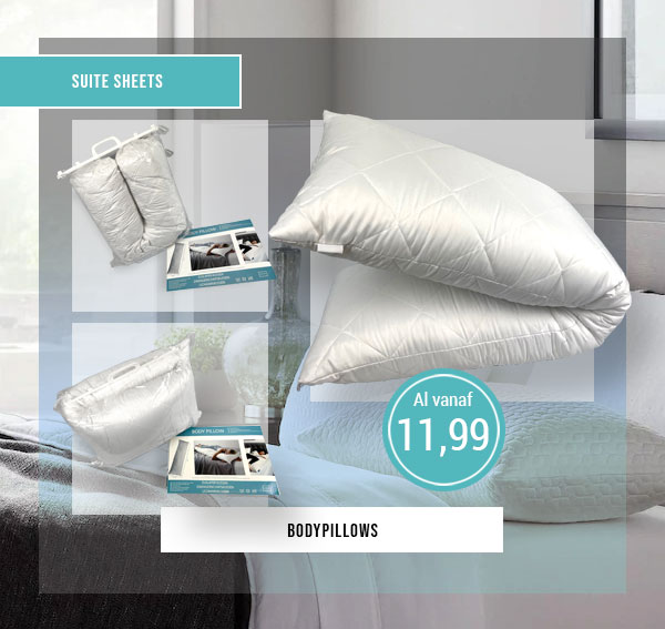 Body Pillow, Ondersteunende Kussen