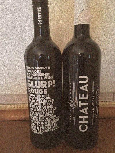 2 flessen