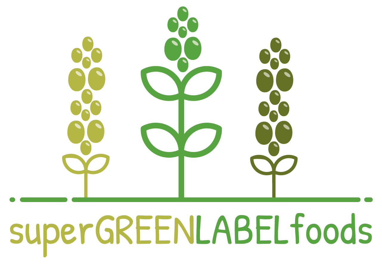 SuperGreenLabelFoods logo