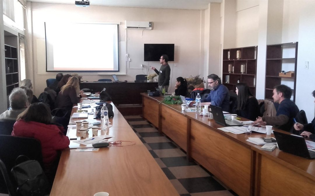 Project consortium met in Thessaloniki