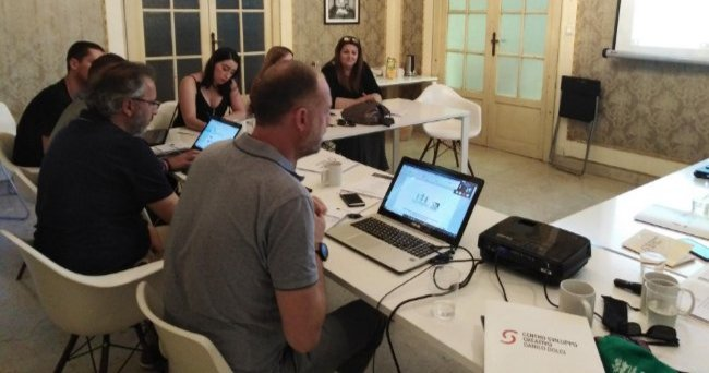 SuperGreenLabelFoods ultimo partner meeting