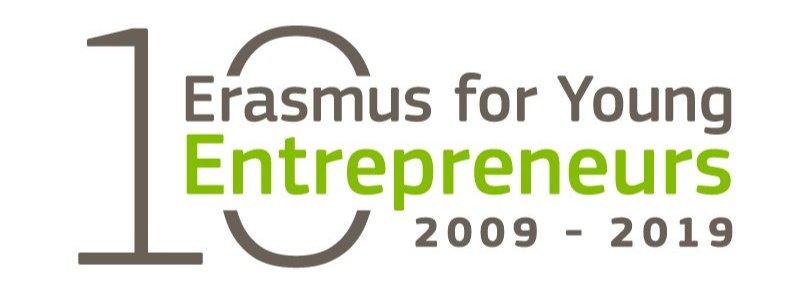 Logo - Erasmus for young entrepreneurs