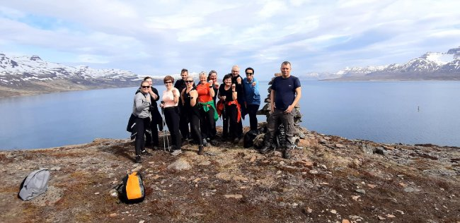 Pilot Lifestyle Training in East Iceland