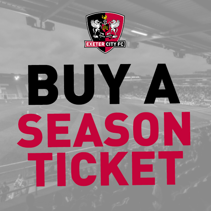 Buy New 2019-20 Season Ticket