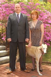 Christine and Carey