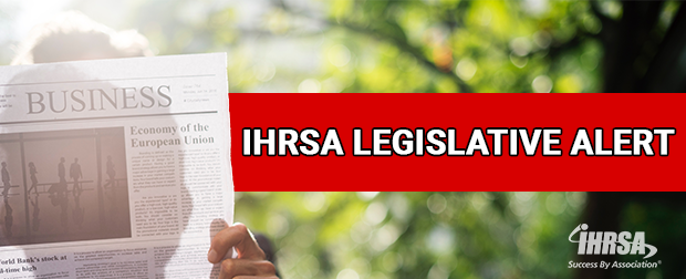 Legislative Alert IHRSA State Page