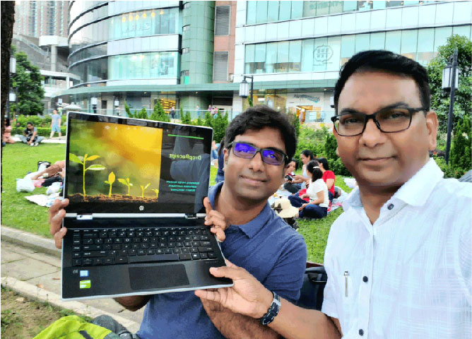 DropReceive empowers SMEs to go smart, green, and clean on customer engagement