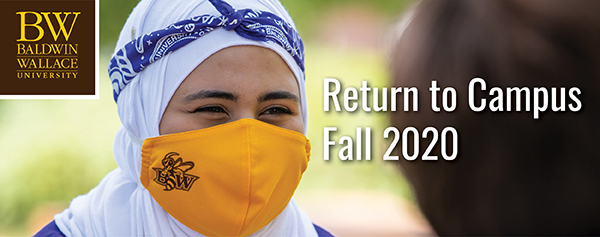 Fall 2020: Return to Campus