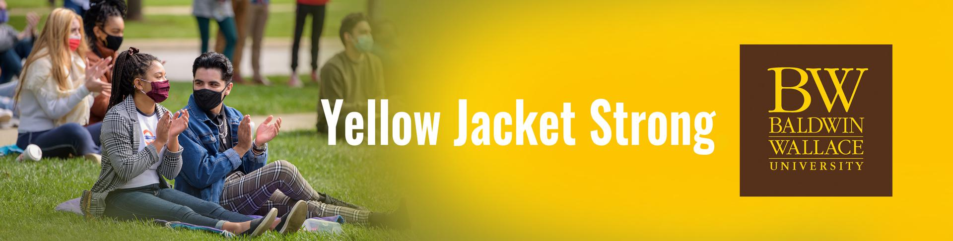Yellow Jacket Strong