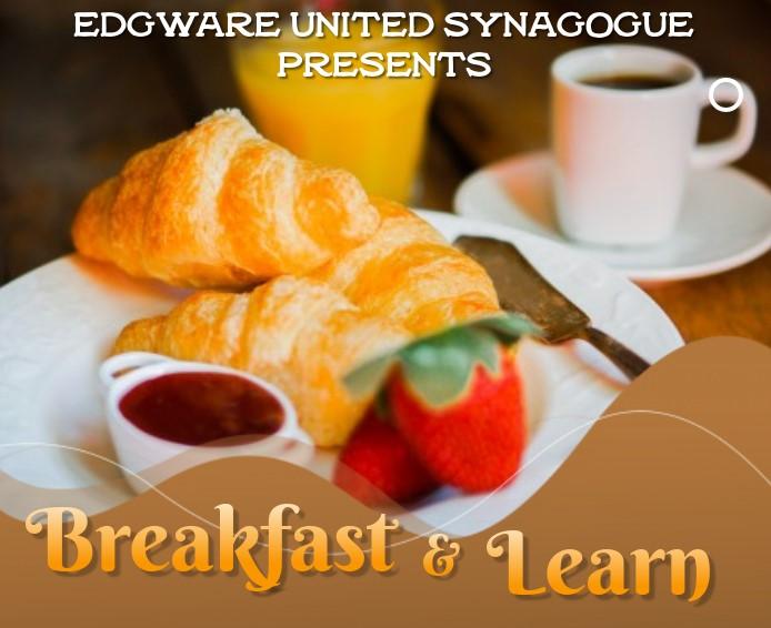 Breakfast and Learn