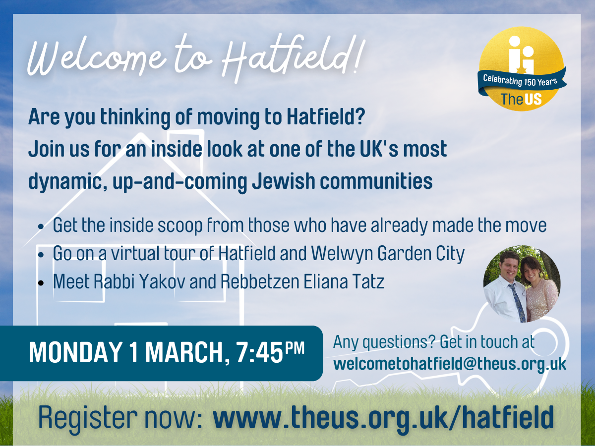 thinking of moving to Hatfield?