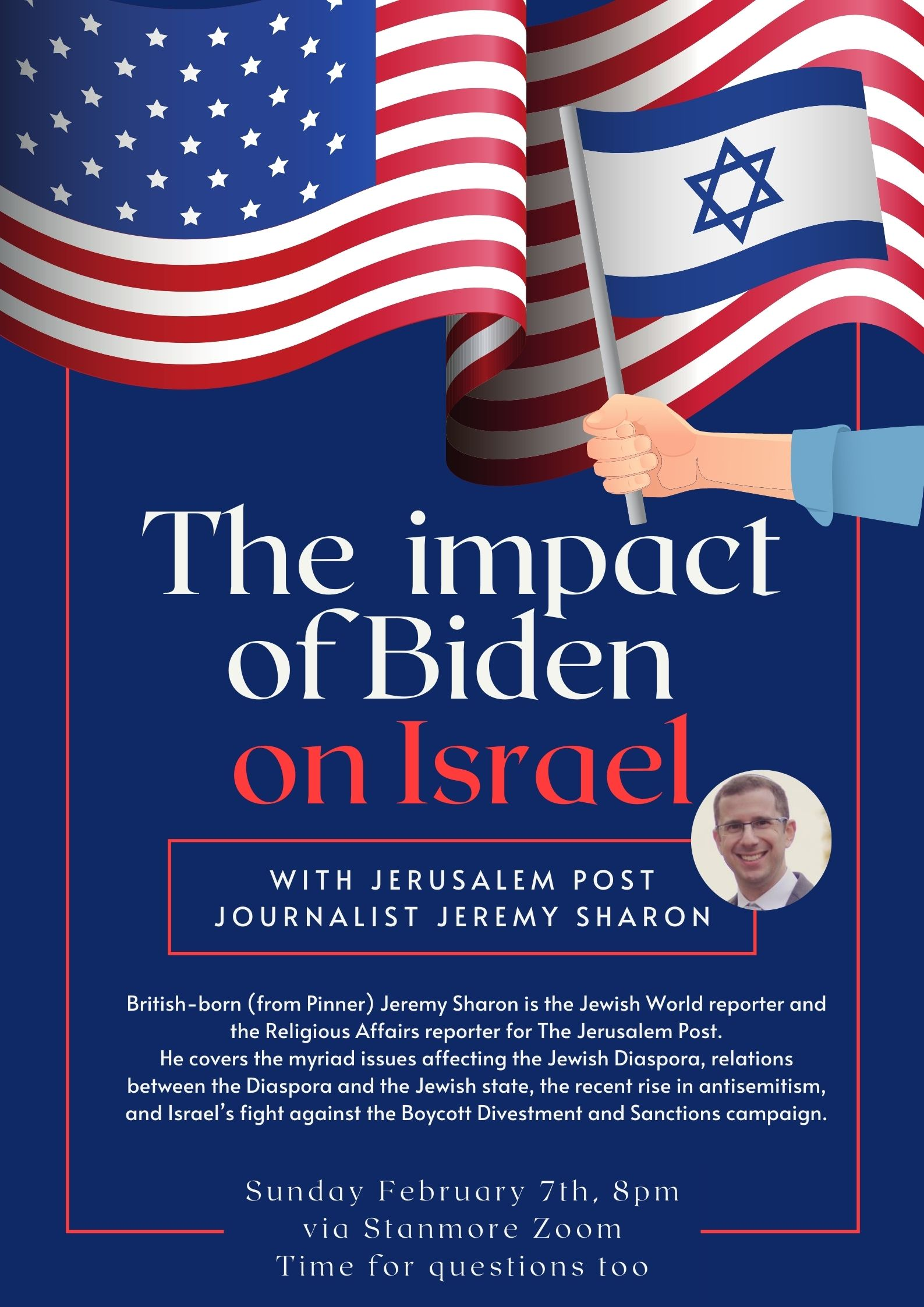 The impact of Biden on Israel