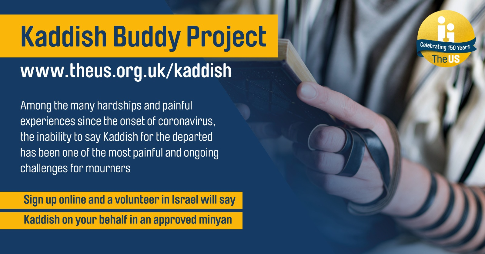 image of Kaddish buddy project