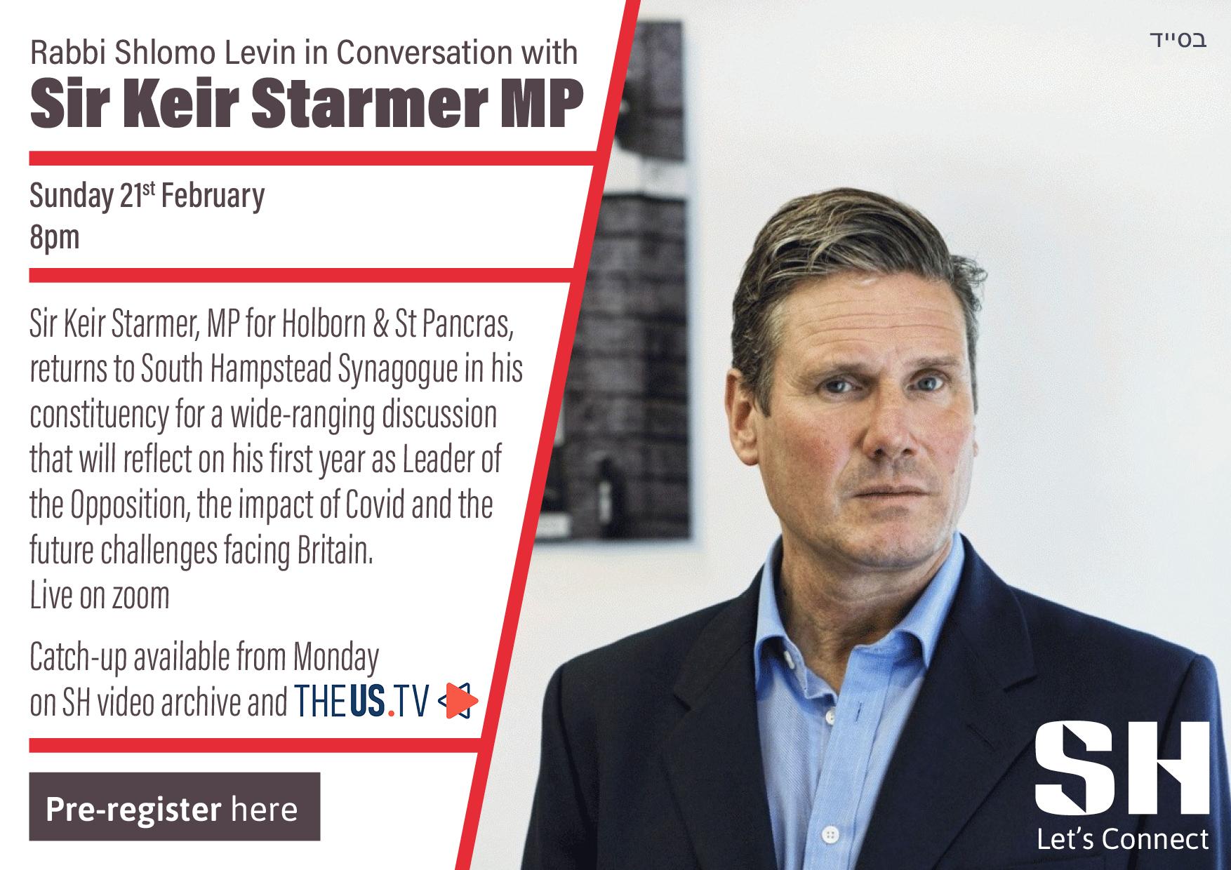 Sir Keir Starmer MP