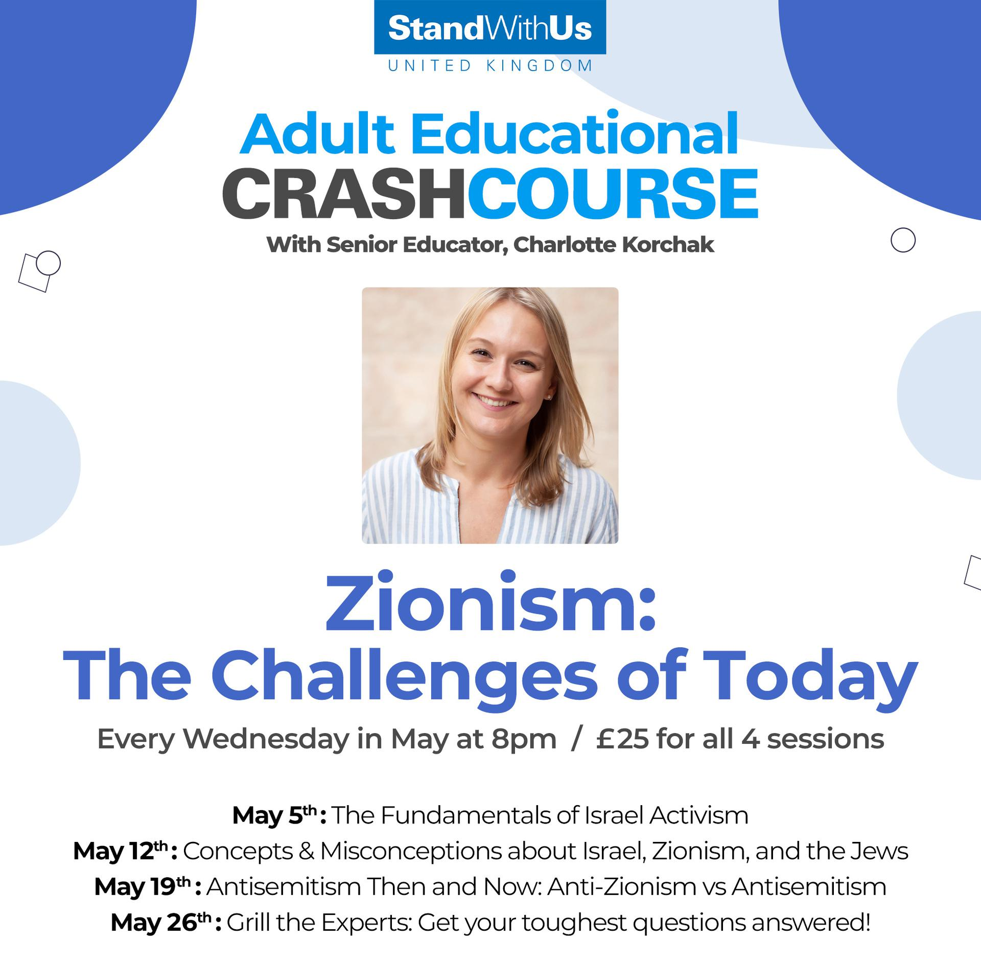 Zionism: The Challenges of Today