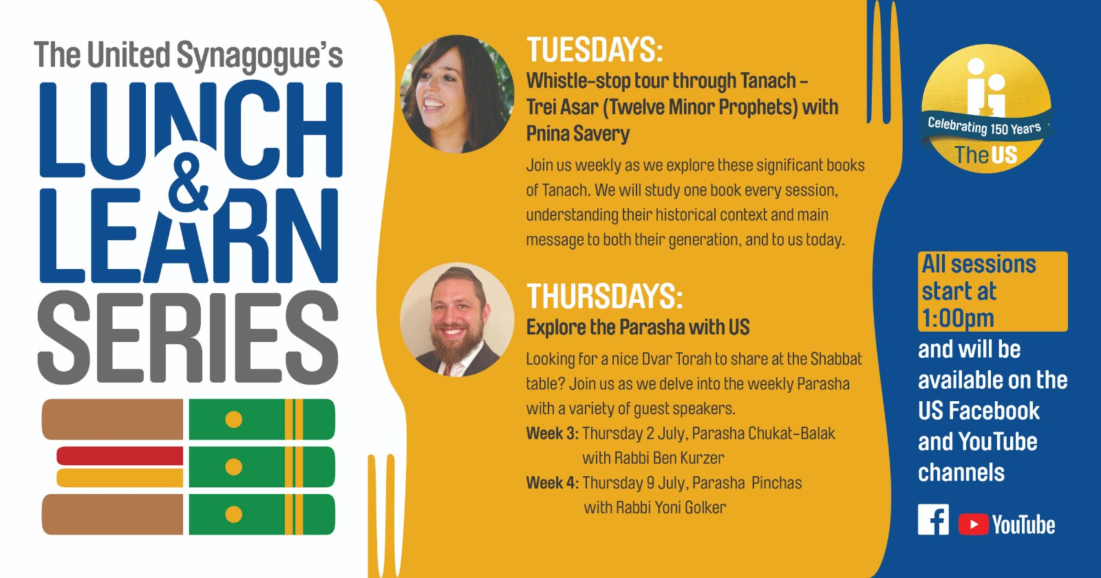 image of lunch and learn series