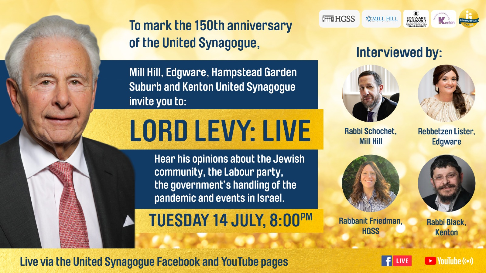 image of Lord Levy