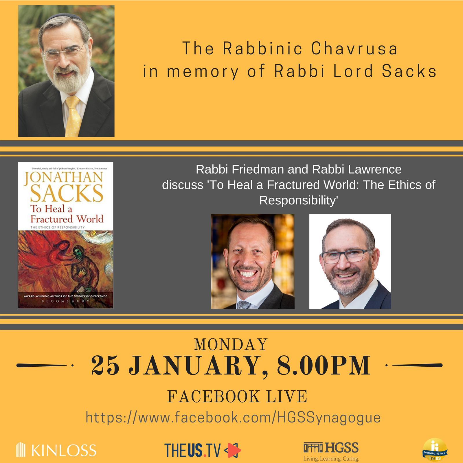 The Rabbinic Chavrusa