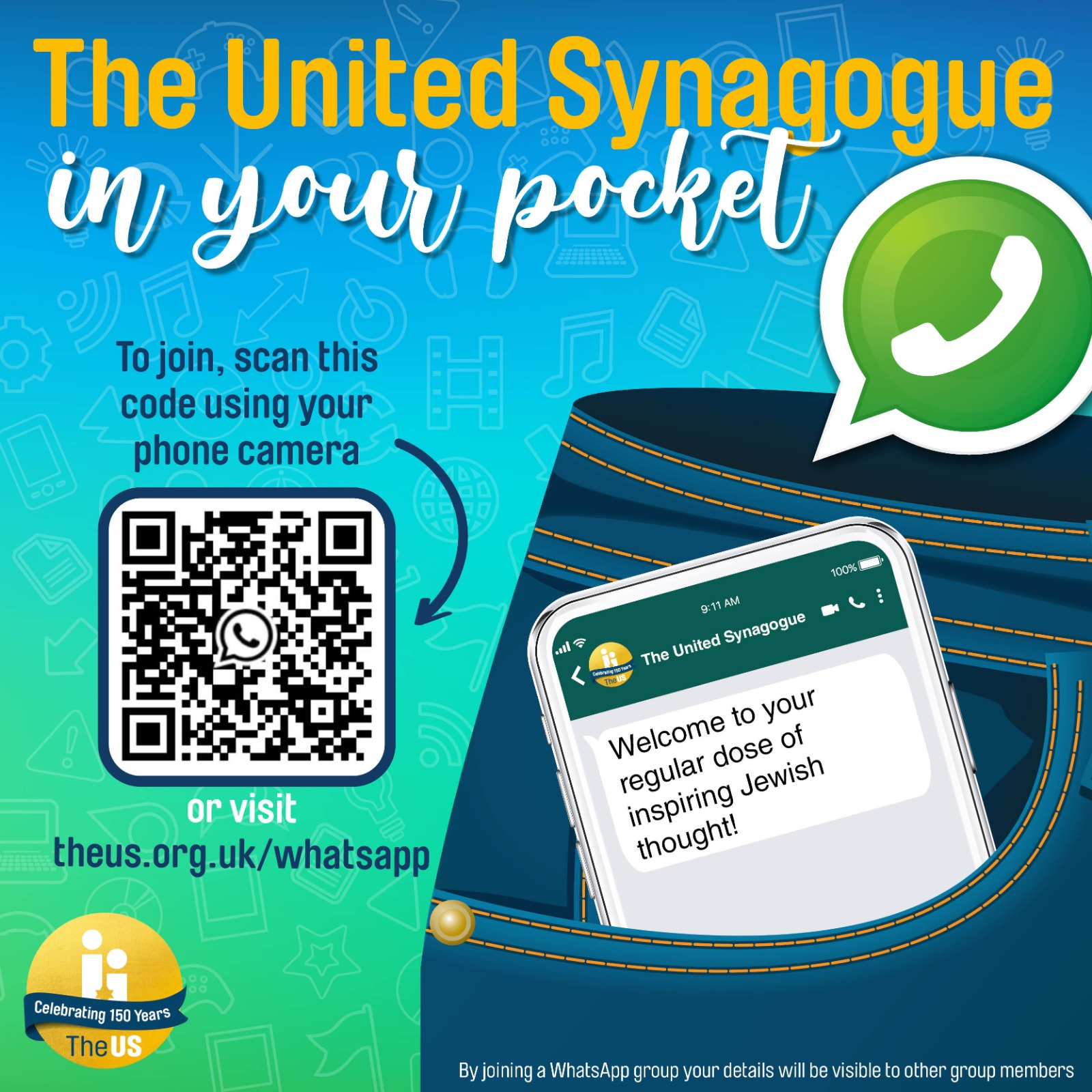 Join our Whatsapp group!