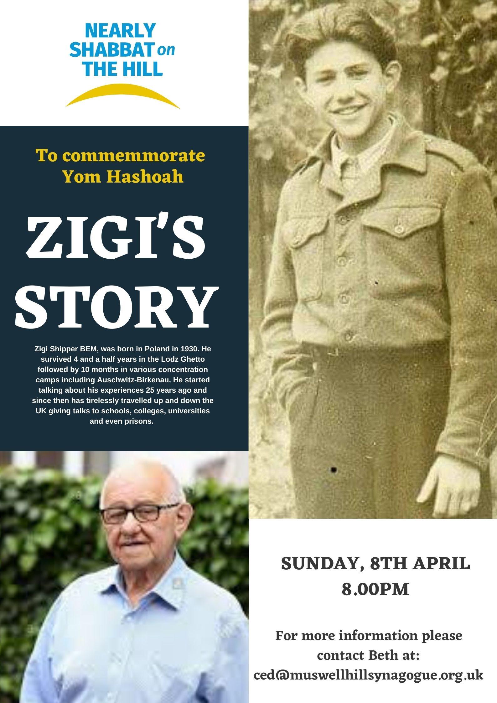 Zigi's story