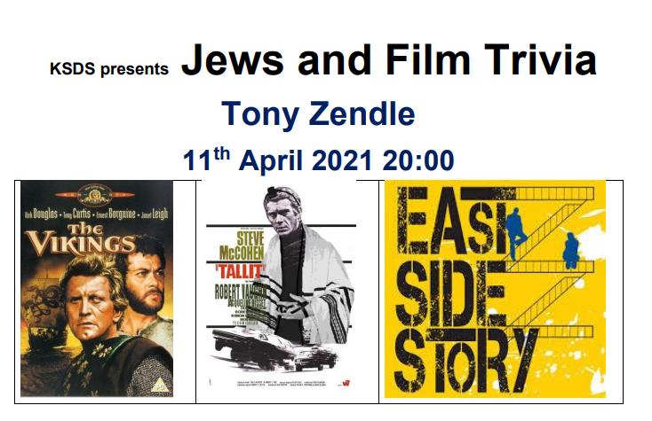 Jews and Film Trivia