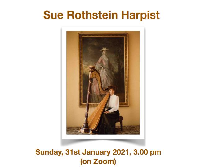 Kenton presents: Sue Rothstein