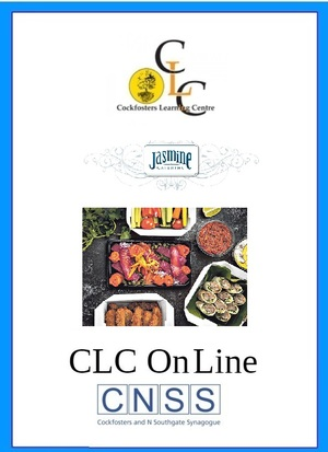 CLC presents: Jonathan Robinson