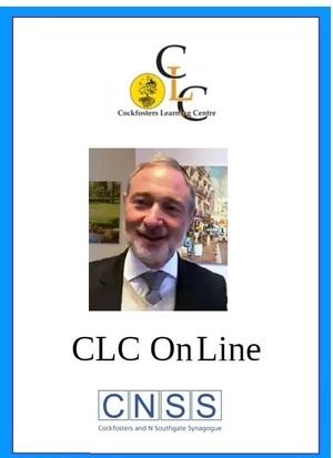 CLC presents: Rabbi Yisroel Fine