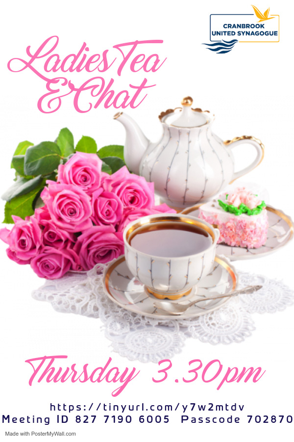 Ladies Tea & Chat