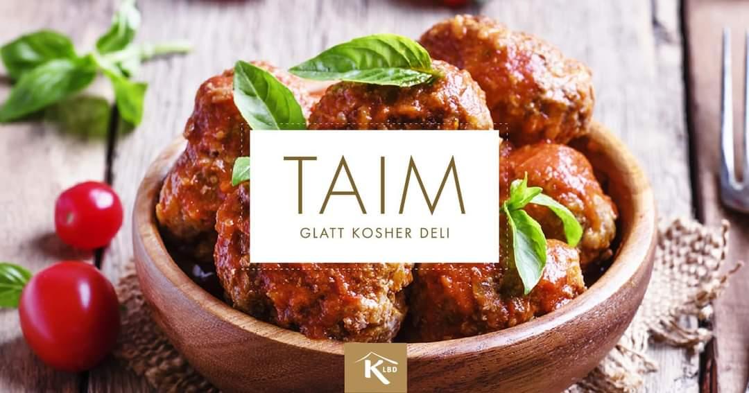 Taim Kosher Deli