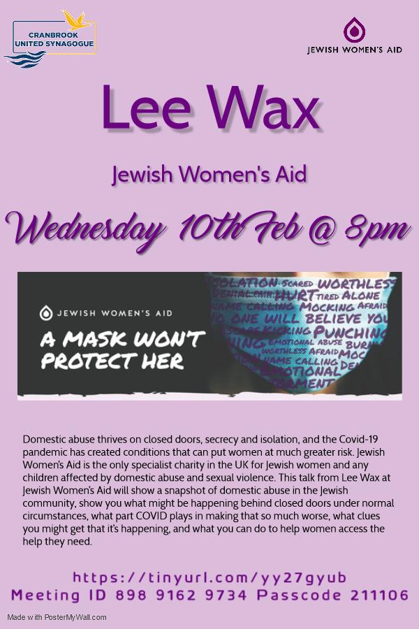 Lee Wax