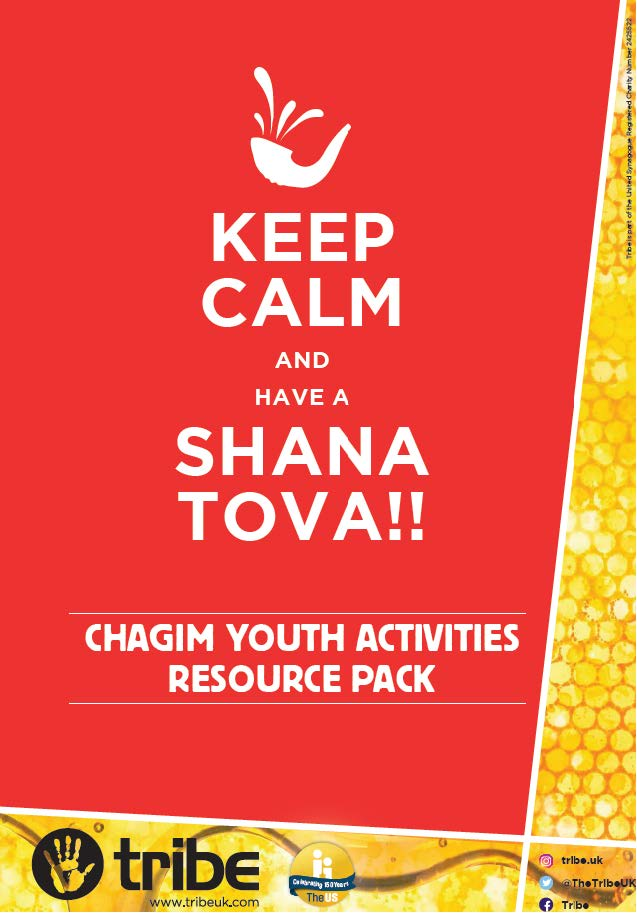 Programmes and discussions for the Chagim period from Rosh Hashana through to Simchat Torah