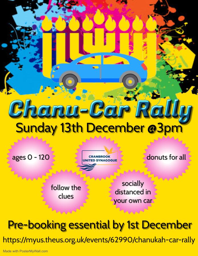 Chanu-Car Rally