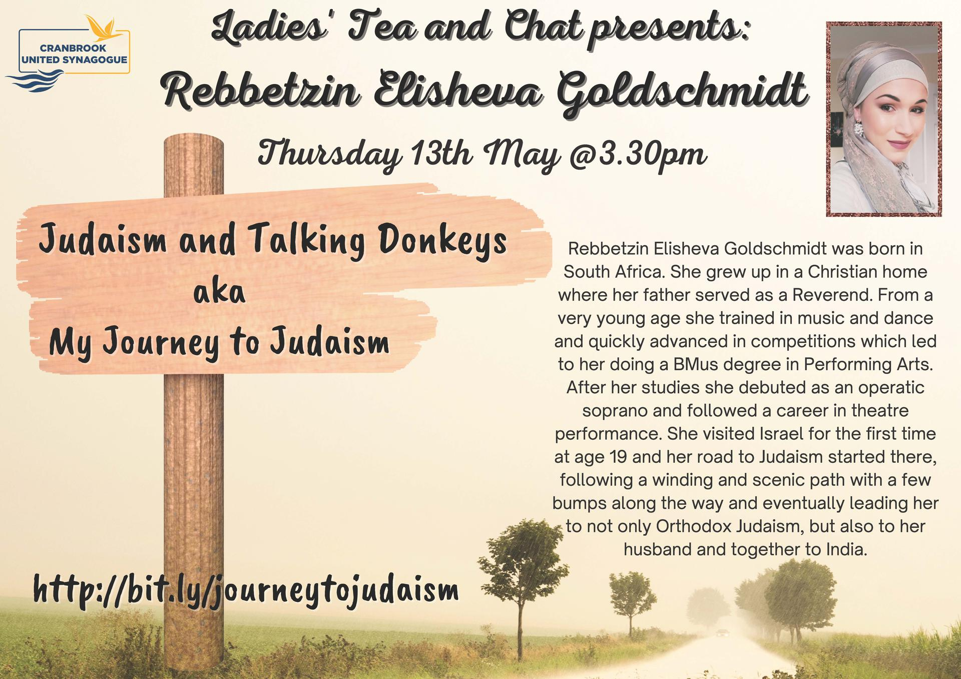 Ladies Tea & Chat