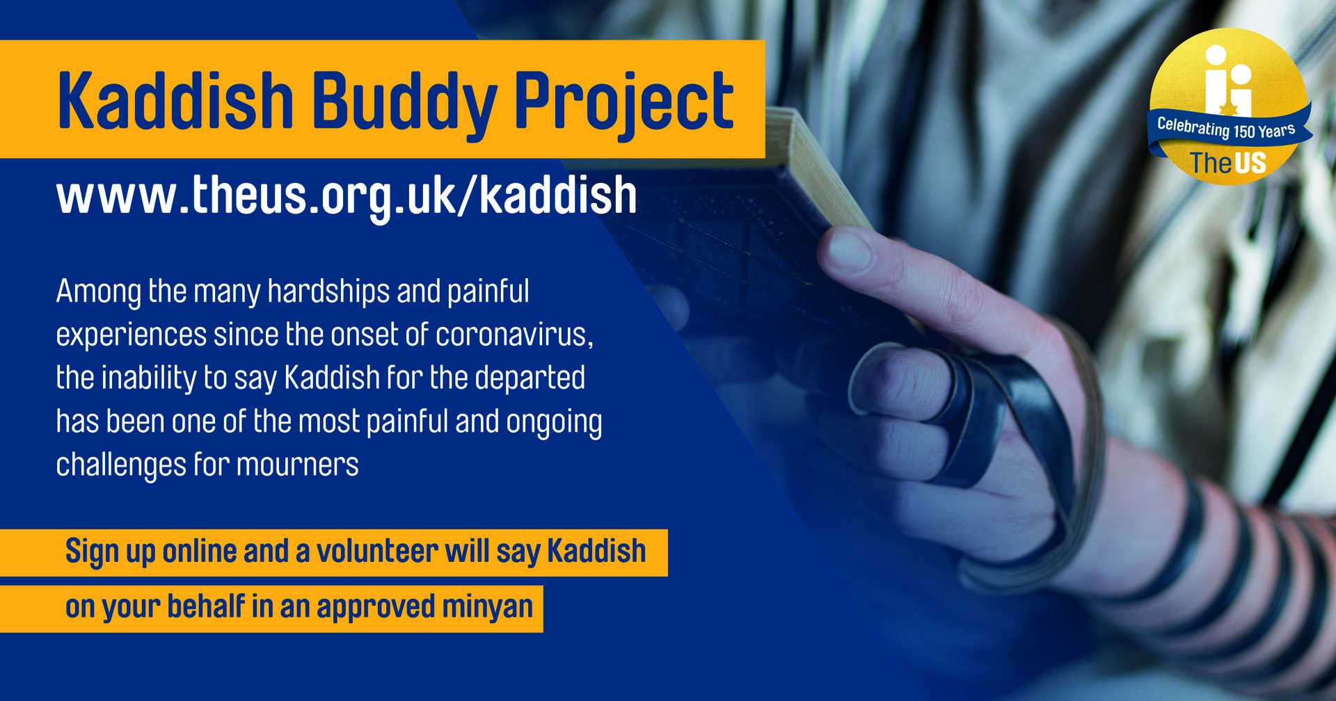 Kaddish Buddy Project