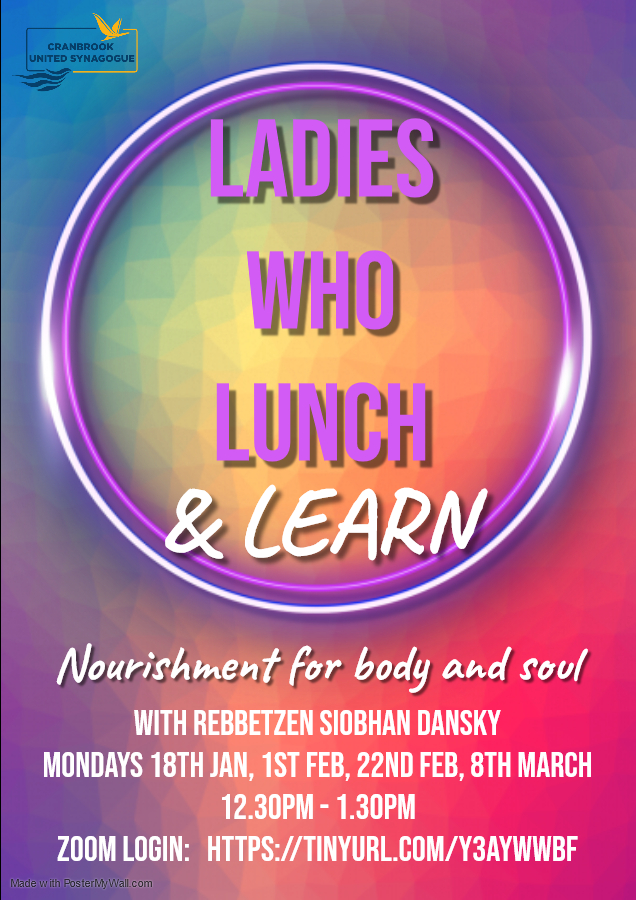 Ladies Lunch & Learn