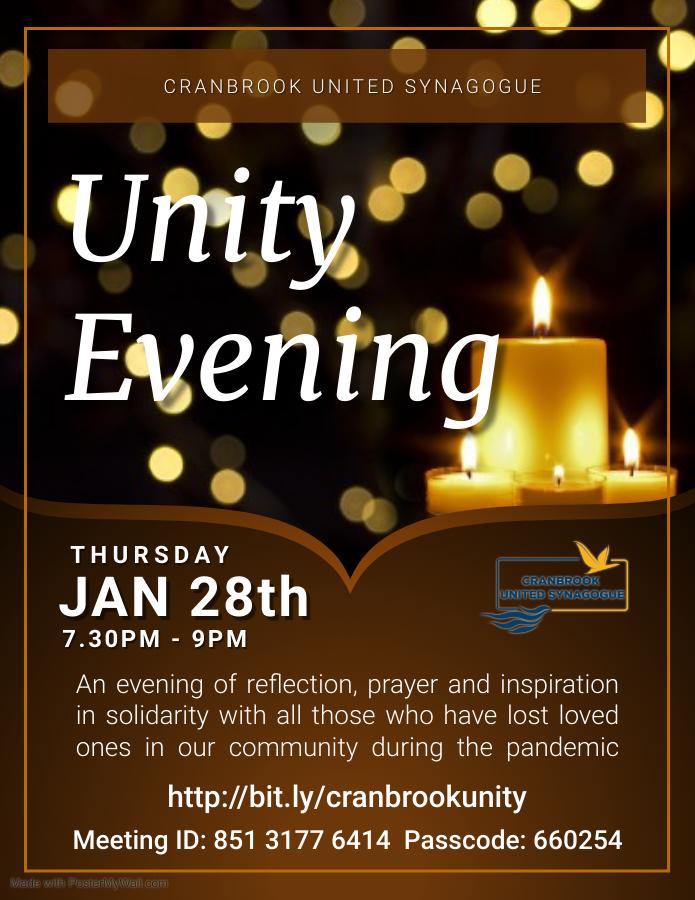 Unity Evening