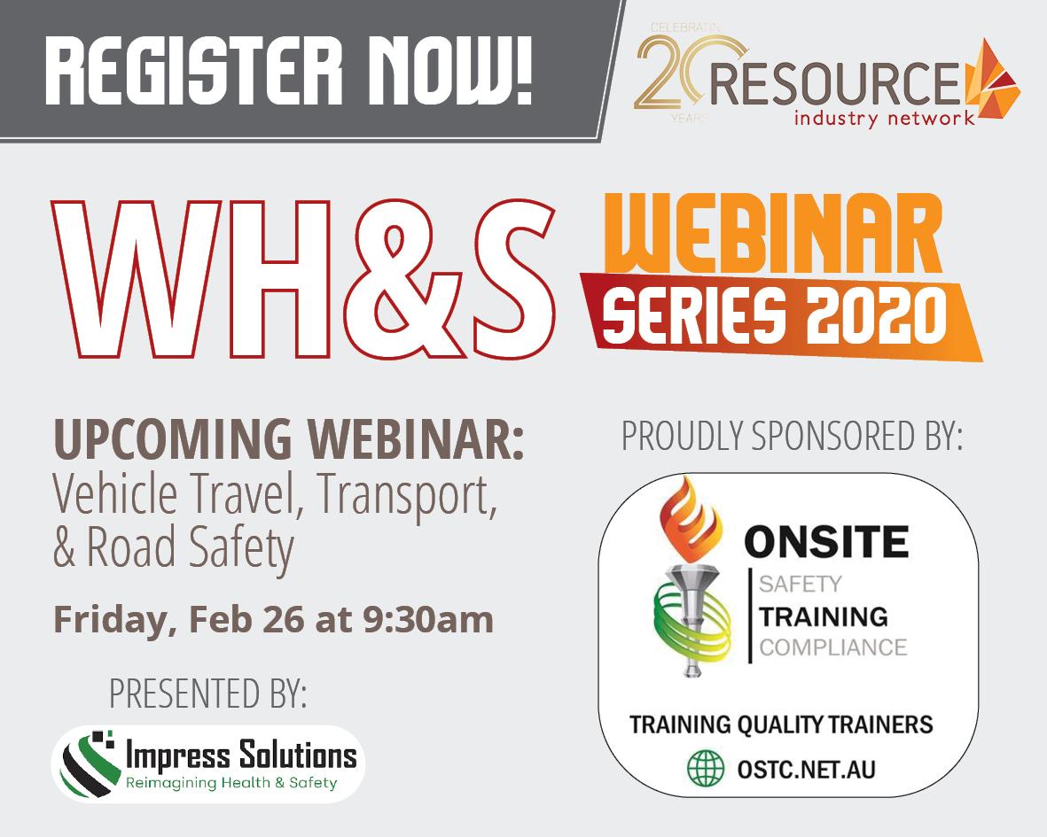 WH&S Webinars