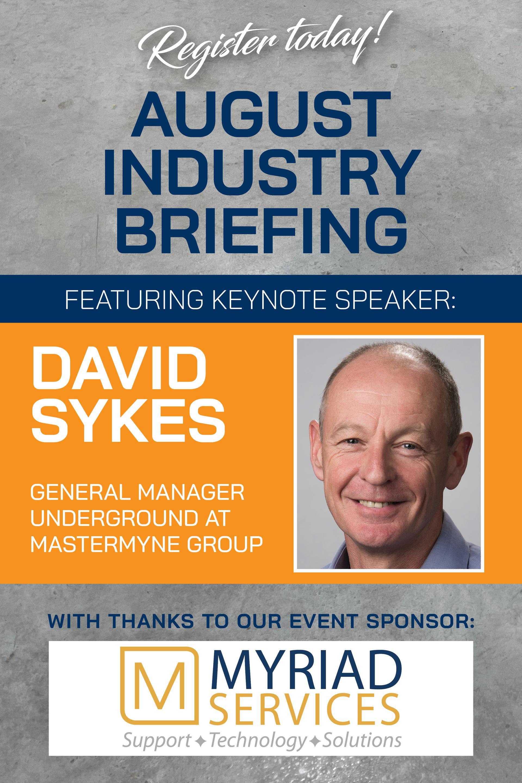 August Industry Briefing