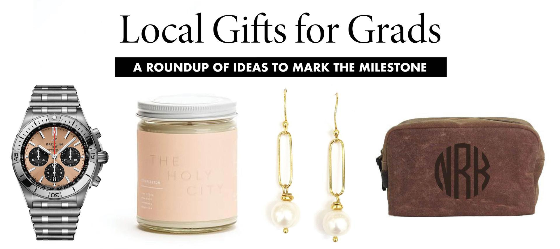 Local Gifts for Grads