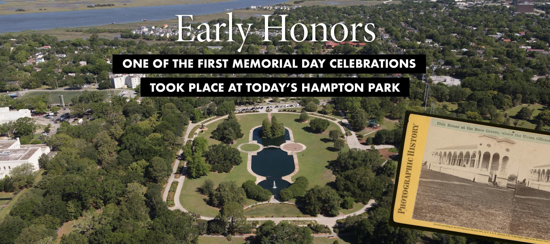 Memorial Day Hampton Park