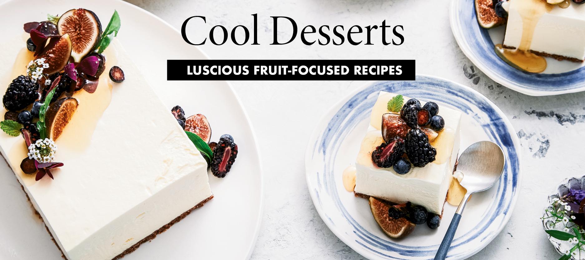 Cool Summer Desserts
