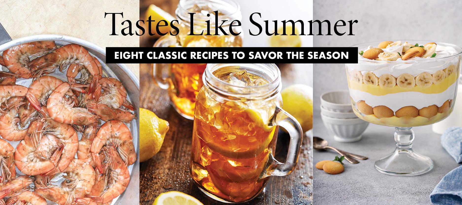 Classic Summer Recipes