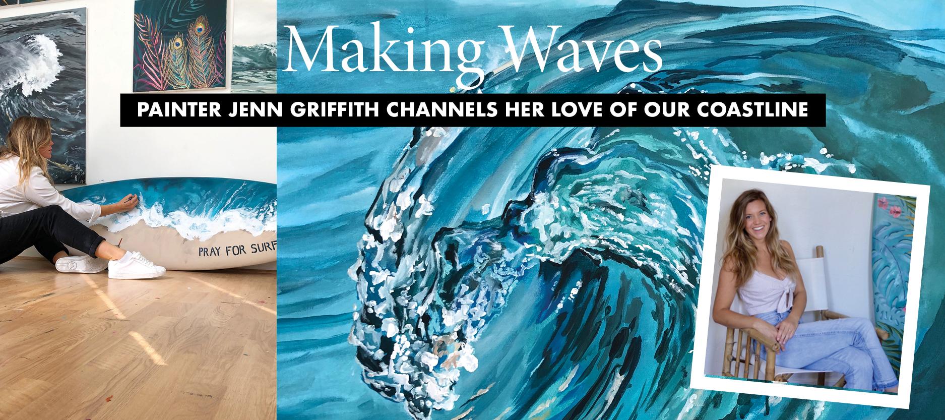 Arts Profile: Jenn Griffith
