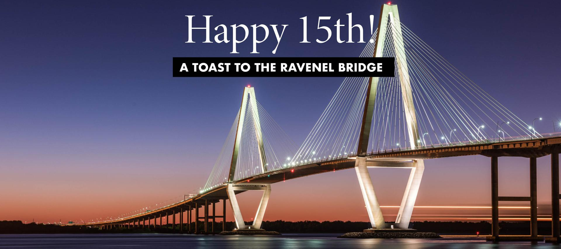 Flashback Ravenel Bridge