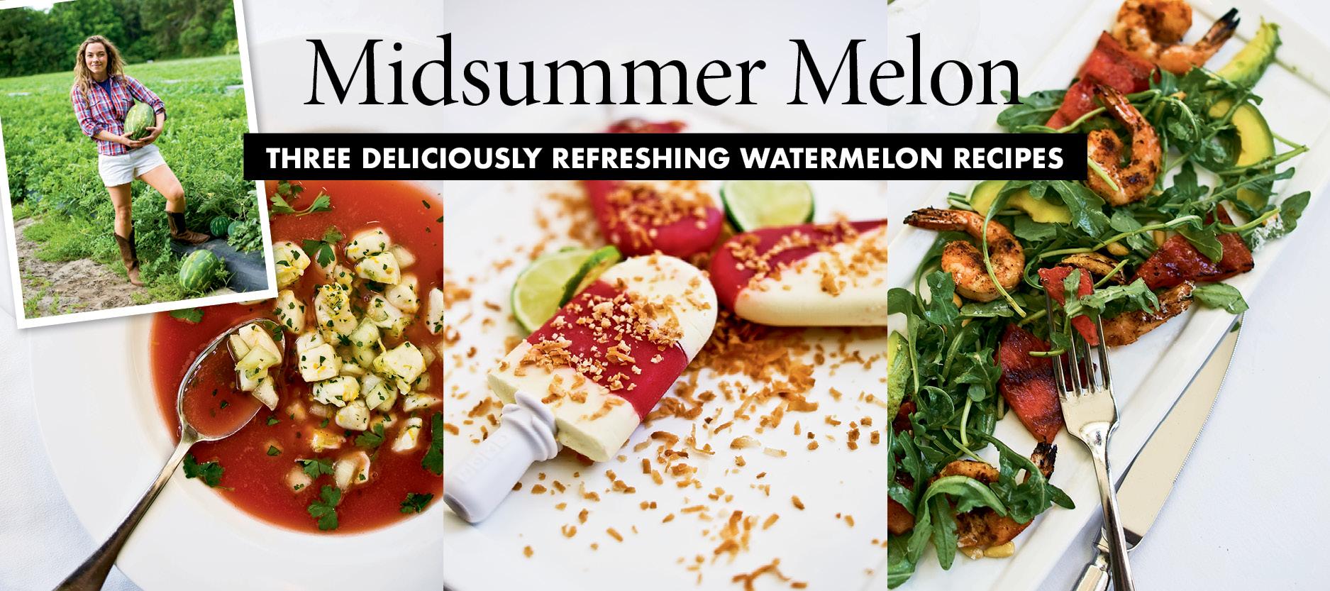 Midsummer Melon