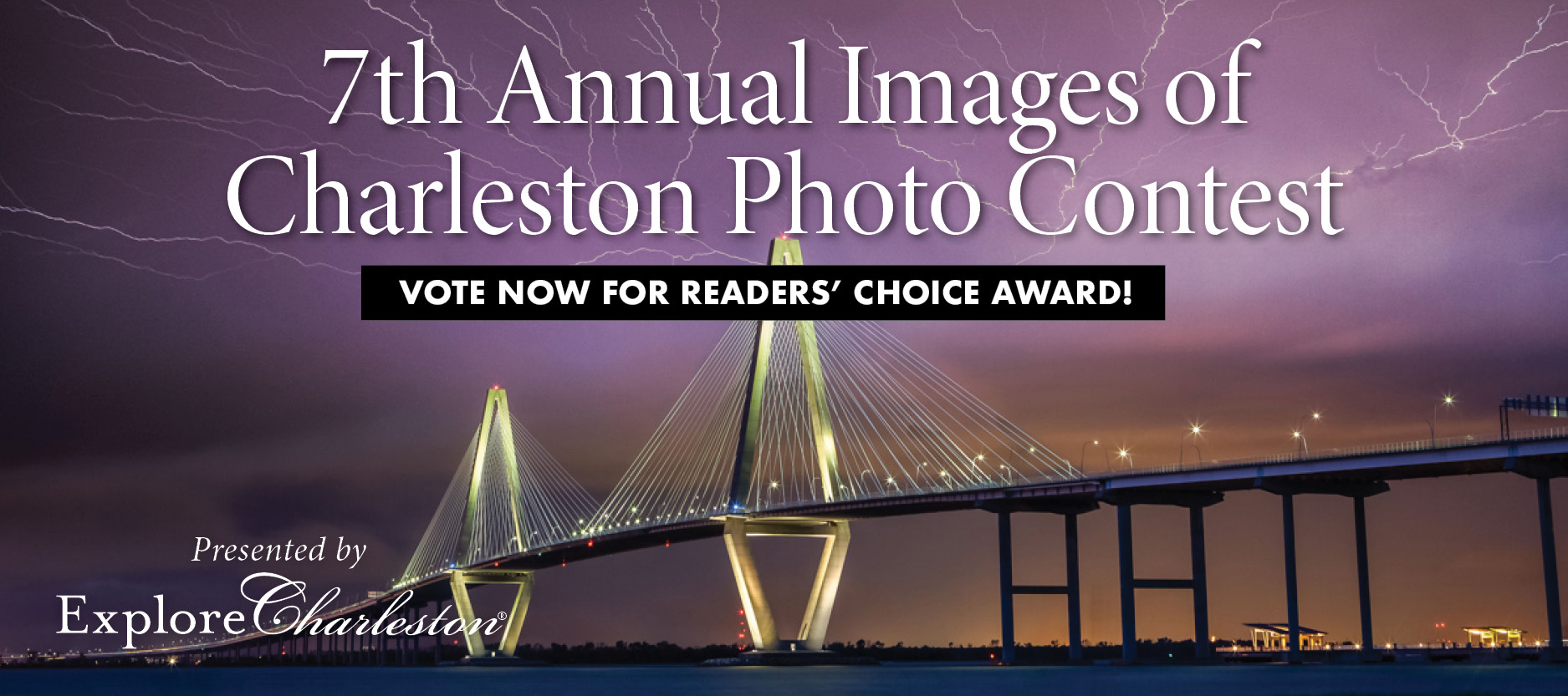 7th Annual Images of Charleston Photo Contest