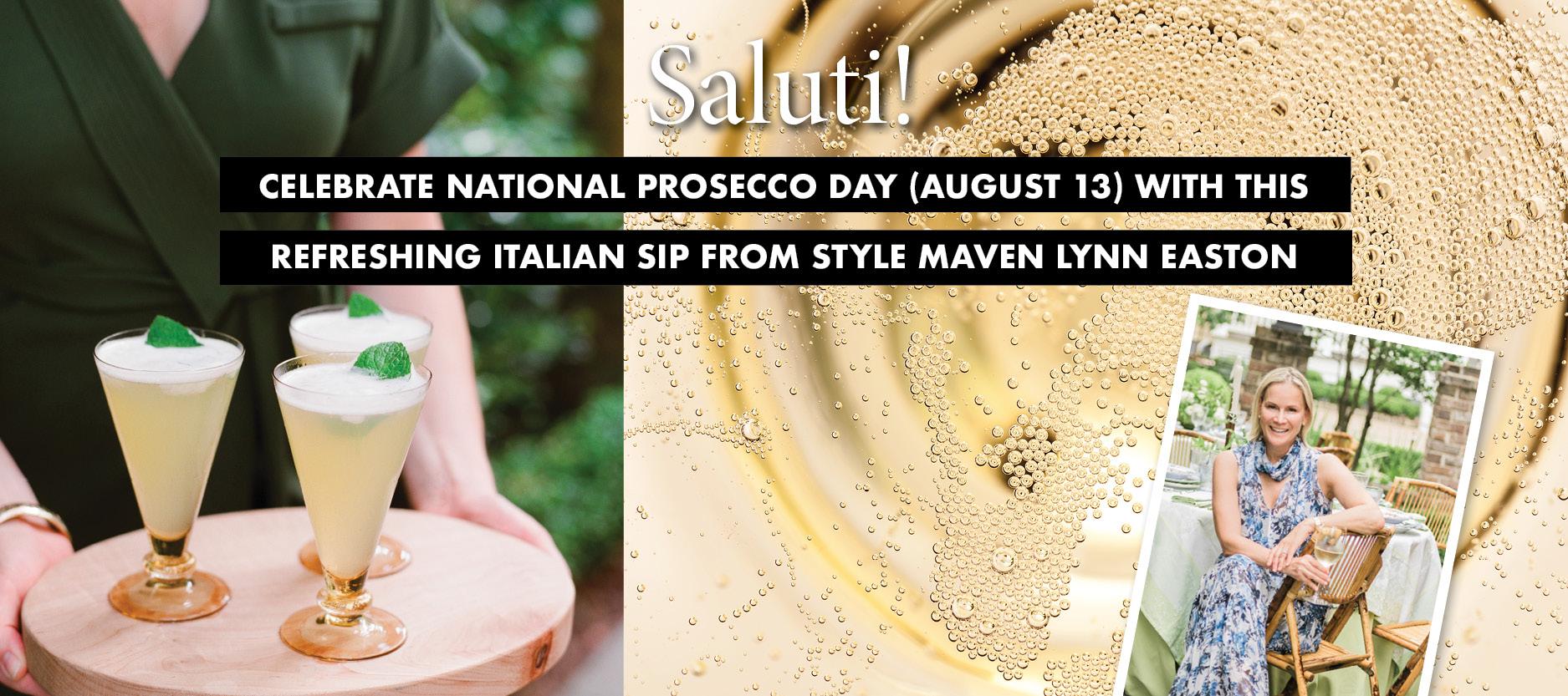 Prosecco - National Prosecco Day