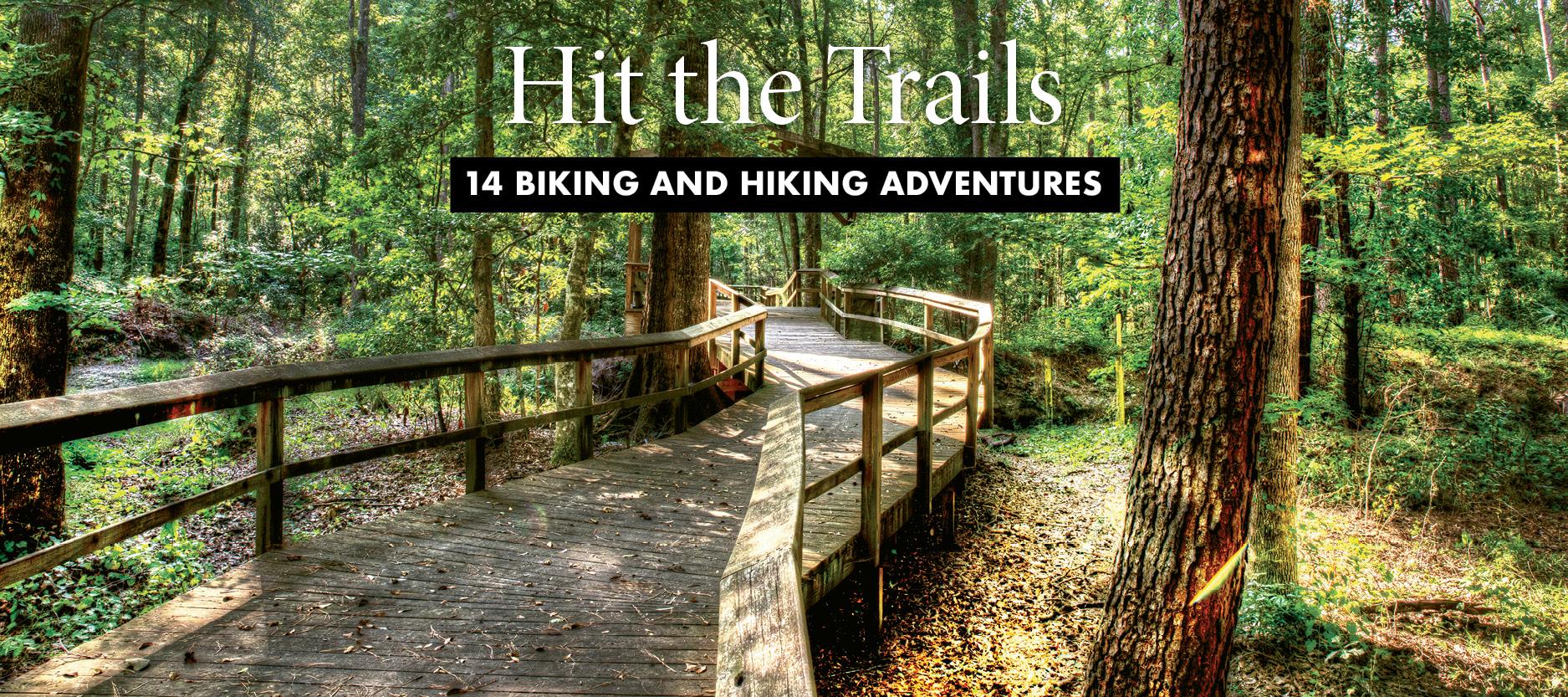 Get Out: 14 Biking & Hiking Adventures